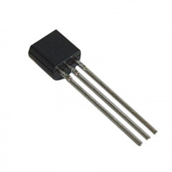 IC LM34DZ TEMP SENSOR PREC-FAHR TO-92