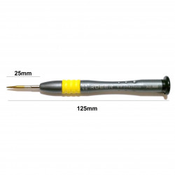 TOOL, IPHONE SCREW DRIVER, STAR, 9005-W0.8