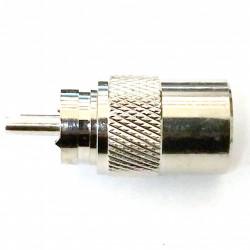 UHF PLUG/RG-58 SLF-5151A /21-259-0