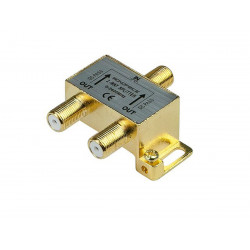 TV 2-WAY SPLITTER 5-2400MHZ