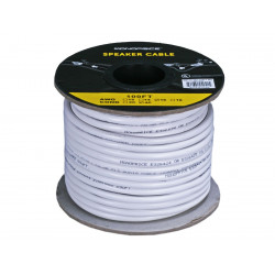 SPEAKER WIRE AWG16X4 FT4 - 100FT BOX