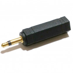 "PHONE ADAPTOR 1/4"" -3.5MM MONO 27-534"
