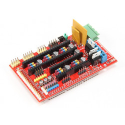 RAMPS 1.4 3D PRINTER STEPPER DRIVER SHIELD FOR MEG