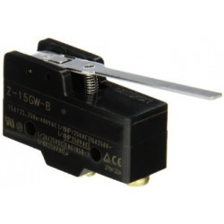 MICRO SWITCH,Z SERIES,SPDT,15A,Z-15GW-B