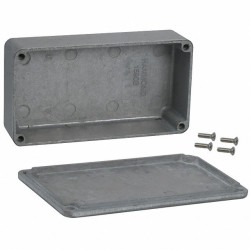 HAMMOND DIECAST BOX 112X60X27MM 1590B