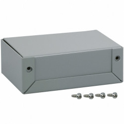 HAMMOND UTILITY BOX (ALUMINUM) 81X56X28MM 1411C