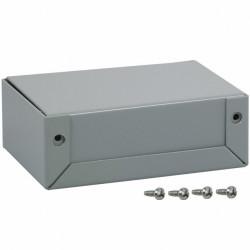 HAMMOND UTILITY BOX (ALUMINUM) 81X56X28MM 1411C