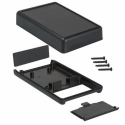 HAMMOND PLASTIC BOX 112X66X28MM 1593QBK