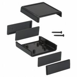 HAMMOND PLASTIC BOX 66x66x28MM 1593KBK
