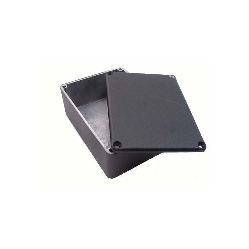 HAMMOND DIECAST BOX  120X94X53MM 1590CBK