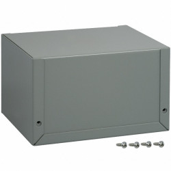 HAMMOND UTILITY BOX (ALUMINUM) 127X102X76MM 1411L