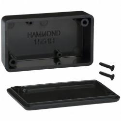 HAMMOND 60 X 35 X 20MM 1551HBK
