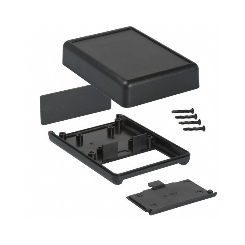 HAMMOND PLASTIC BOX 92X66X28MM 1593PBK
