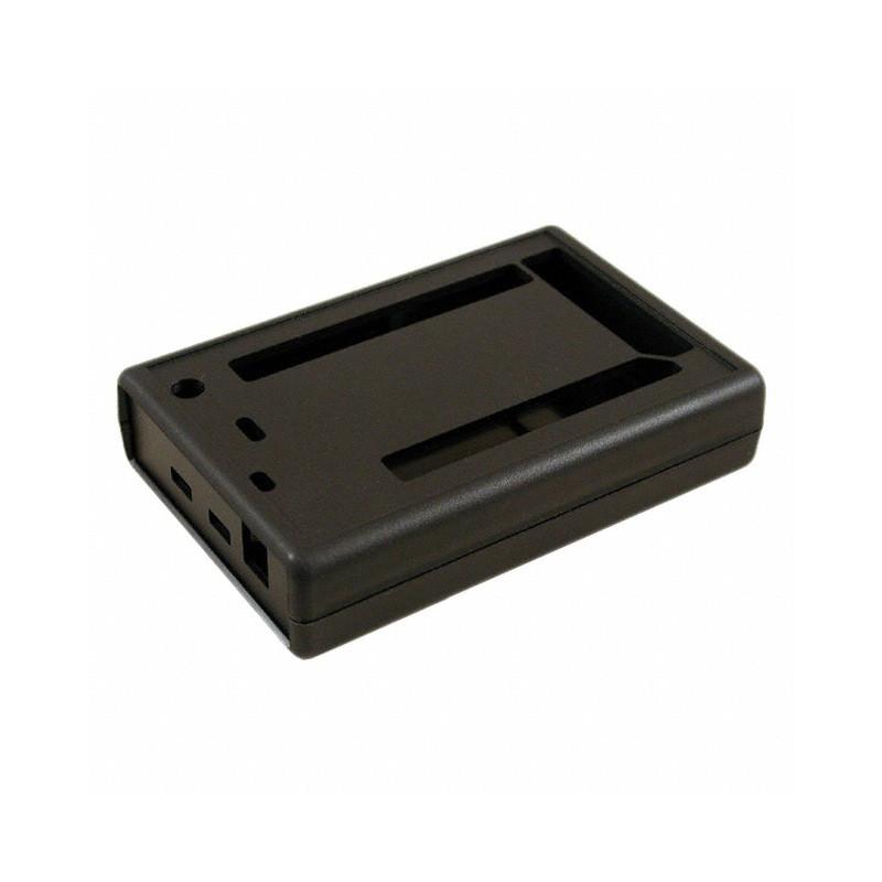 HAMMOND PLASTIC BOX ARDUINO DUE BLACK 1593HAMDUEBK