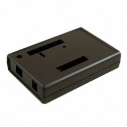 HAMMOND PLASTIC BOX ARDUINO UNO BLACK 1593HAMUNOBK