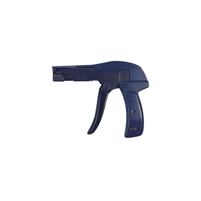 TOOL, HEAVY DUTY CABLE TIE AUTO-TENSIONING GUN