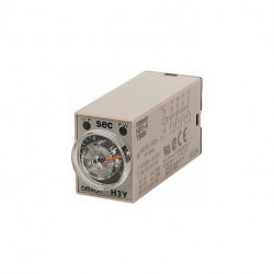 TIMER RELAY 12VDC 30S H3Y-4