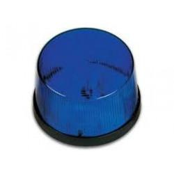 LED ALARM INDICATOR 12VDC BLUE