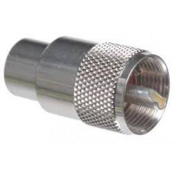 UHF PLUG /RG-8 SLF-5151D /21-259-0