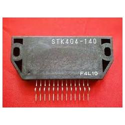 AUDIO AMPLIFIER 180W STK404-140N-E SIP-13