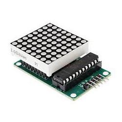 LED DOT MATRIX 8X8 DIY MODULE