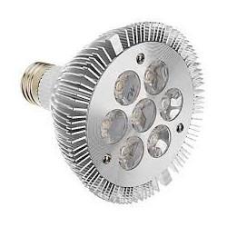 PAR30 WARM WHITE 7W LED BULB