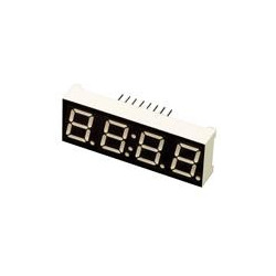 LED 7-SEGMENT DISPLAY TDCG1050 10MM GREEN ANODE
