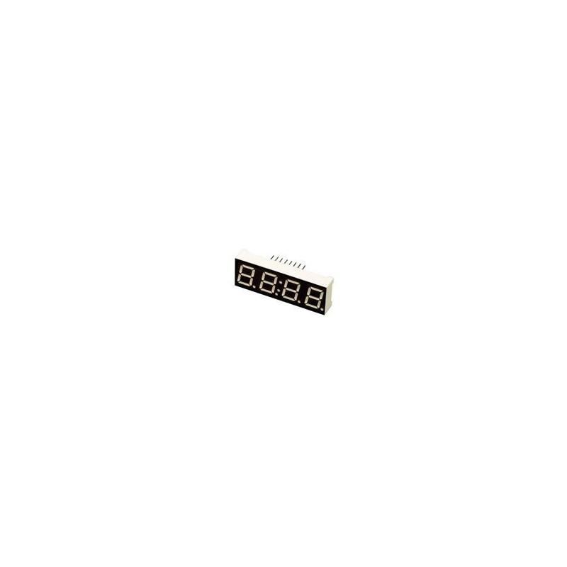 LED 7-SEGMENT DISPLAY TDCG1050 10MM GREEN ANODE
