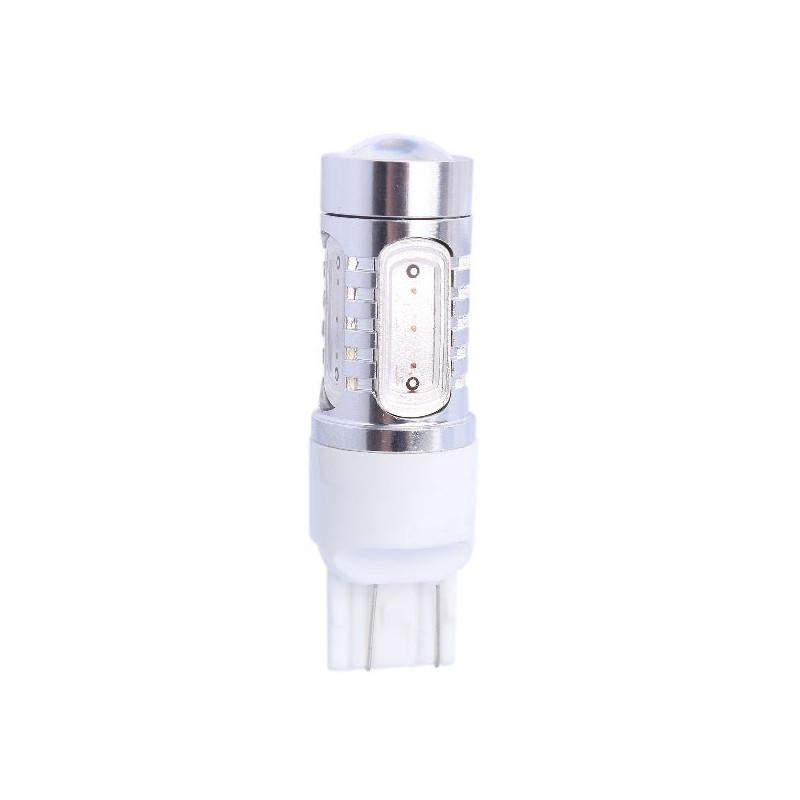 LED 12V 11W AMBER BREAK LIGHT 7443-6DT-11W