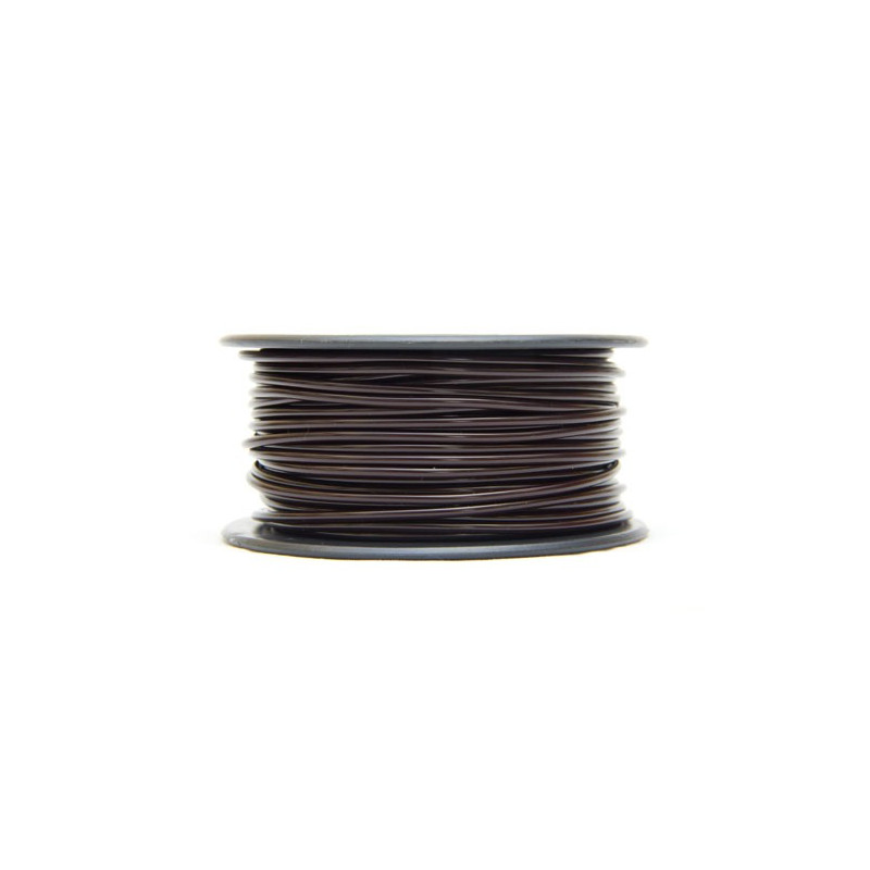 3D PRINTER FILAMENT ABS 1.75MM 0.5KG BLACK