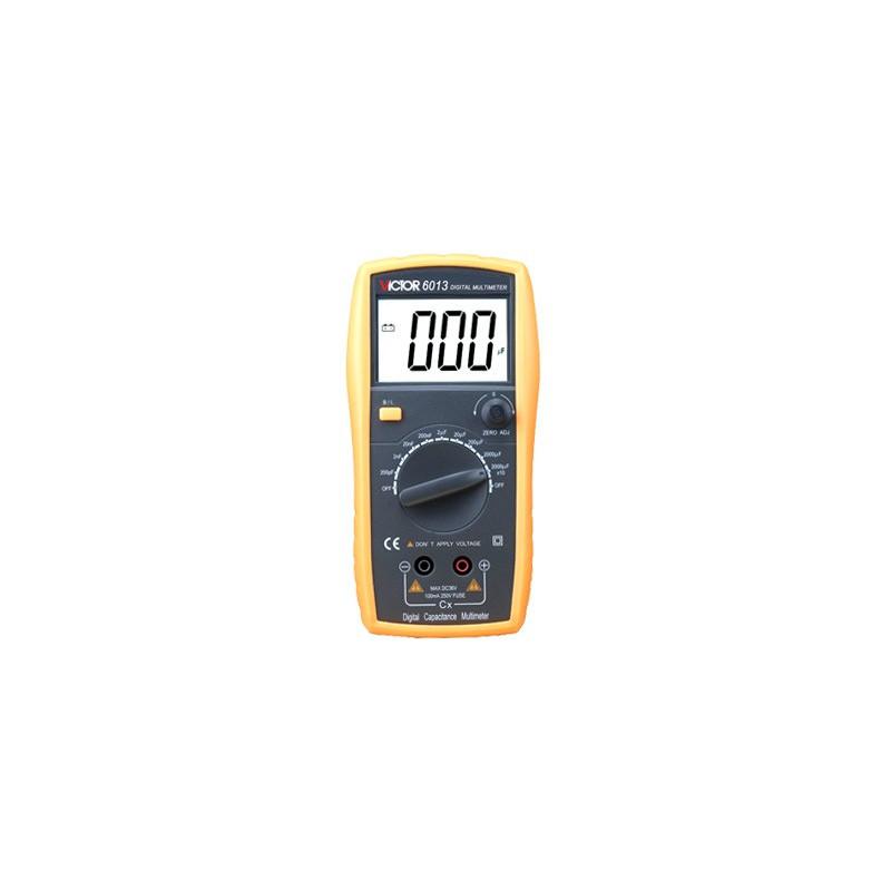 DIGITAL CAPACITANCE METER VC6013