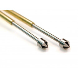POGO PIN W/POINTED TIP, 33MM