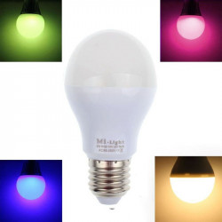 LED BULB 2700-6000K ADJUSTABLE 6W E27 W/REMOTE