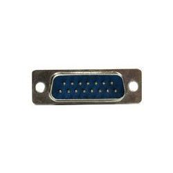 DB-15 (M) CONNECTOR SOLDER TYPE SLF-3977A