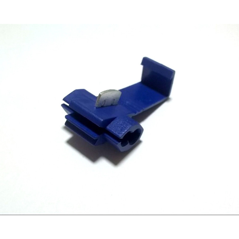 WIRE TAPS (BLUE) 73-770-25 10PCS
