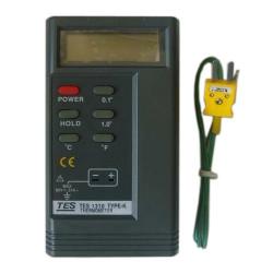 DIGITAL THERMOMETER TES-1310 K-TYPE -50C - 1300C