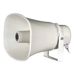 PA HORN SPEAKER 20W 75V 9.7 INCH