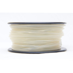 3D PRINTER FILAMENT PLA 1.75MM 0.5KG TRANSLUCENT
