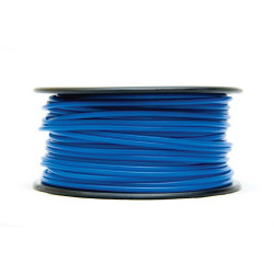 3D PRINTER FILAMENT PLA 1.75MM 0.5KG BLUE