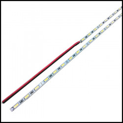 LED SOLID STRIP 3014-48 COLD WHITE