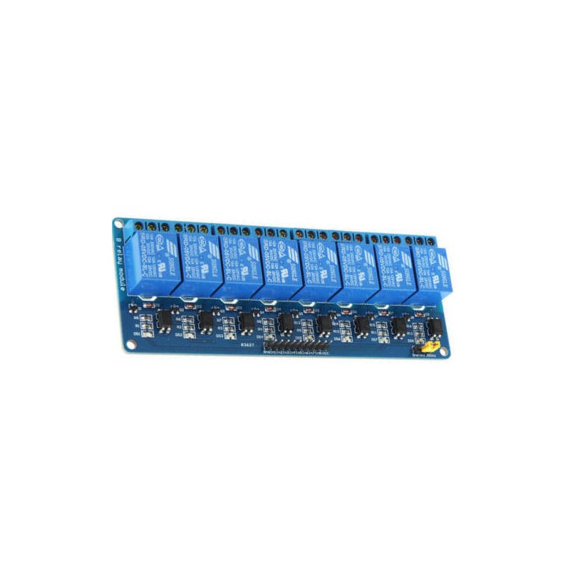 8-RELAY DIGITAL MODULE 5V