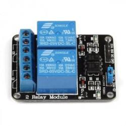 2-RELAY DIGITAL MODULE 5V