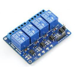 4-RELAY DIGITAL MODULE 5V