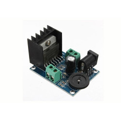 AUDIO AMPLIFIER MODULE TDA7297