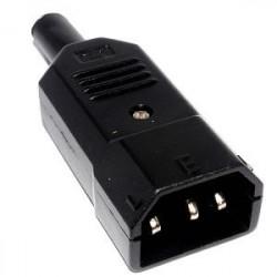 IEC POWER PLUG (T) 3-PIN
