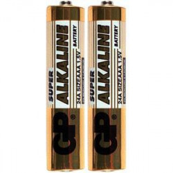 BATTERIES GP-24A-C4 AAAX2