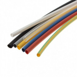 HEAT SHRINK TUBING 40MM BLACK