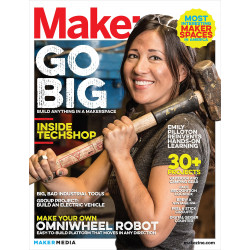 MAKE: TECHNOLOGY ON YOUR TIME VOLUME 40