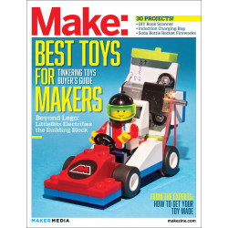 MAKEl TECHNOLOGY ON YOUR TIME VOLUME 41