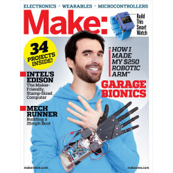 MAKE: TECHNOLOGY ON YOUR TIME VOLUME 43